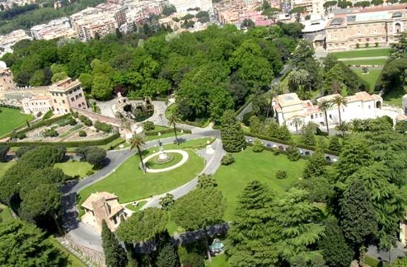 News07 - I giardini del quirinale ...